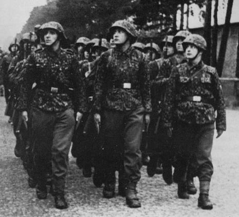 14th Waffen Grenafier Division of the SS Galizien (1st Ukrainian)